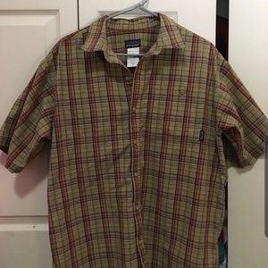 Patagonia short sleeve shirt